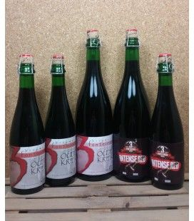 3 Fonteinen Oude Kriek & Intense Red Pack