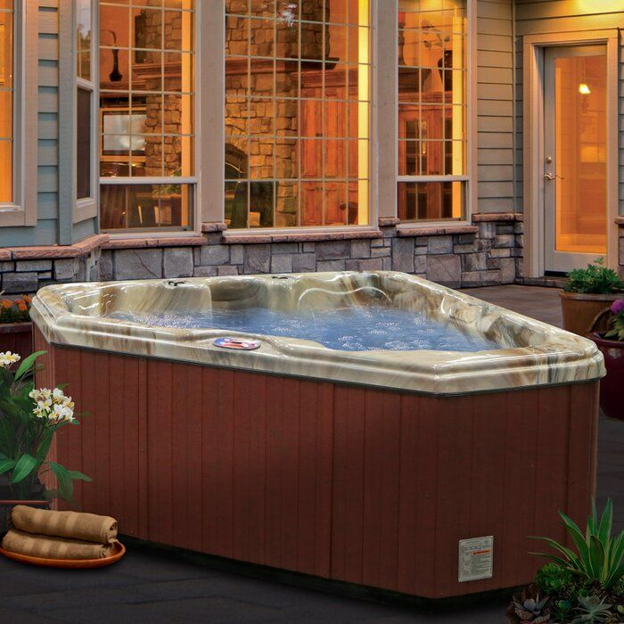 Pin On Hot Tub