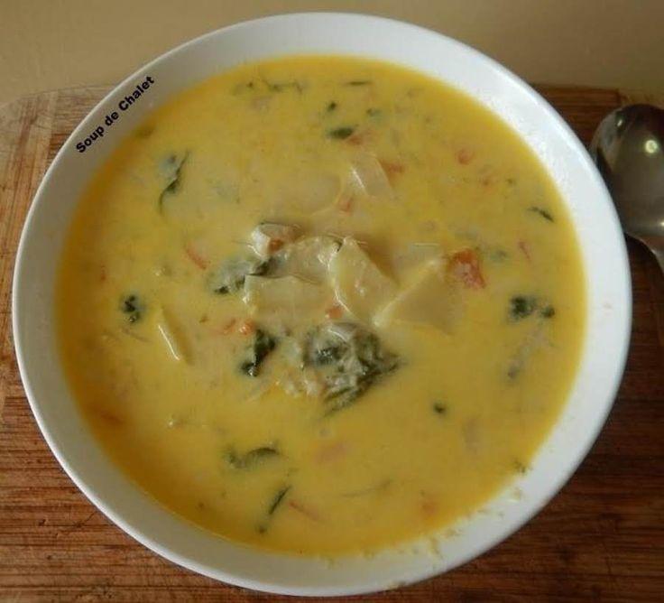 Soup de Chalet