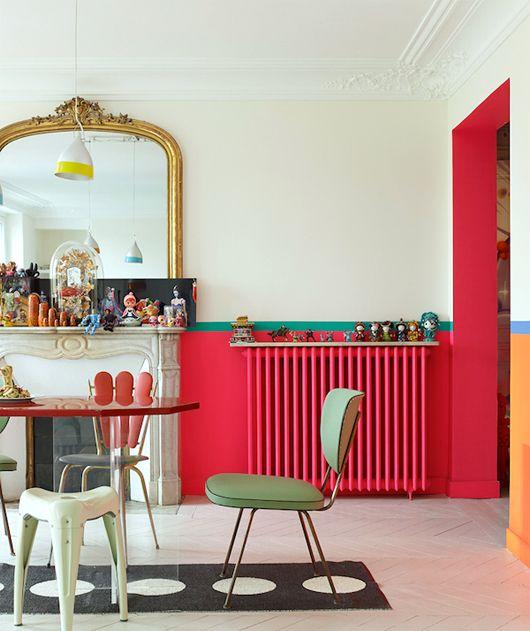 10 besten wände/farbe/deko bilder auf pinterest - Innendekoration Farbe Wnde