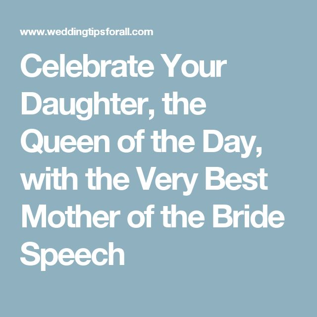 Celebrate Your Daughter, The Queen Of The Day, With The