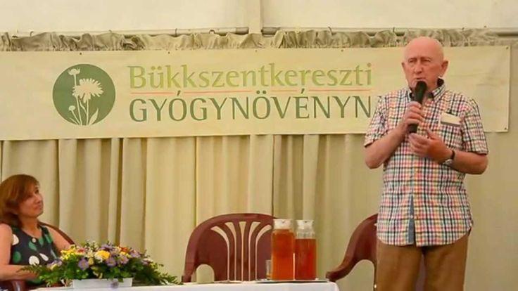Szabó Gyuri bácsi a bükki füvesember: A gyógynövények haszna és használa...