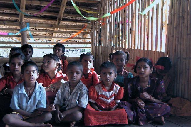 Moving School - India - mettelange