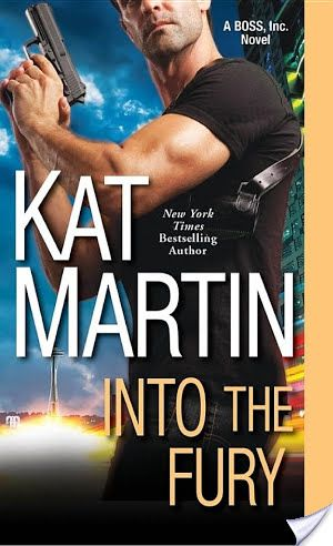 Into the Fury by Kat Martin ~ ARC Review (2016, romantic suspense) :http://booksthathook.com/into-the-fury/