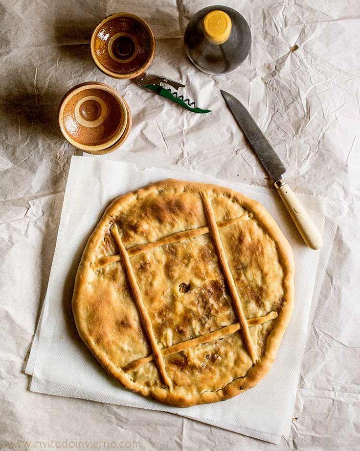 #empanada gallega de atún by Miriam Garcia #receta #Galicia