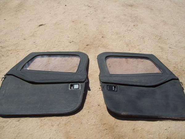 87-95 Jeep Wrangler YJ Doors (SW) $125