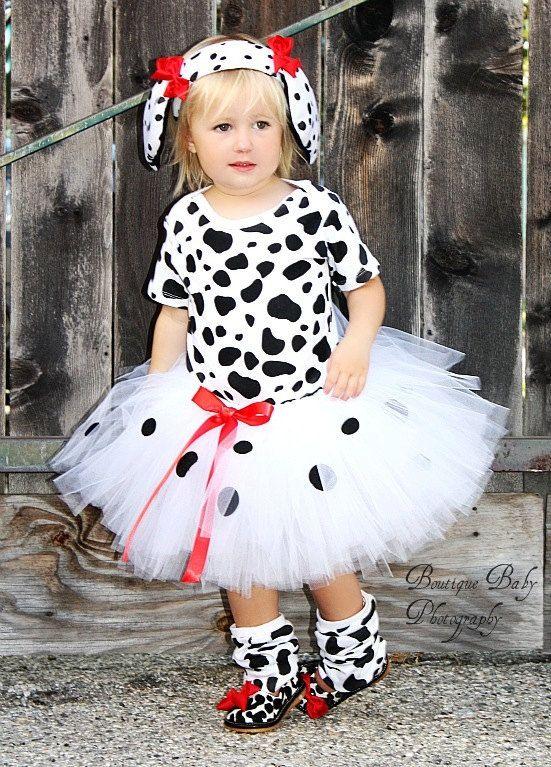 Este disfraz de dalmata esta increíble!