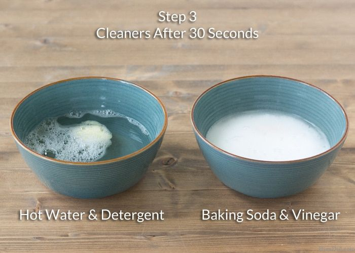 Why You Should Never Use Baking Soda And Vinegar To Clean Clogged Drains Baking Soda Vinegar Unclog Drain Shower Drain Unclogger