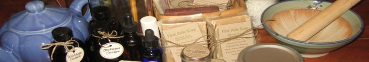 Herbal Medicine Chest #1 - Herbal Salves, Ointments and Balms | ~ The Woodwife's Journal ~