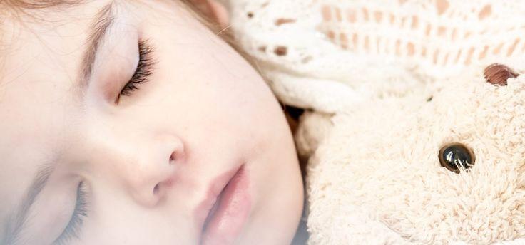 Tres cosas que deben de saber nuestros hijos a la hora de dormir