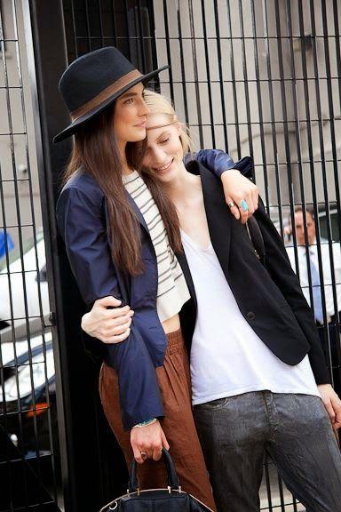 FALL ESSENTIALS:  THE FEDORA HAT  by www.Fashion-with-Style.com #fedora #fashion #fall2014 #trend #hat #inspiration #moda