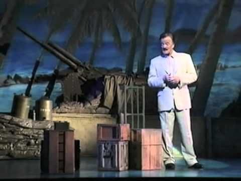 "▶ Robert Goulet ""This Nearly Was Mine"" from ""South Pacific"" - YouTube"