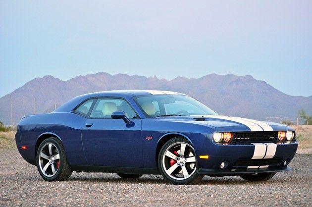 Mama likey!!!  2011 Dodge Challenger SRT8 392