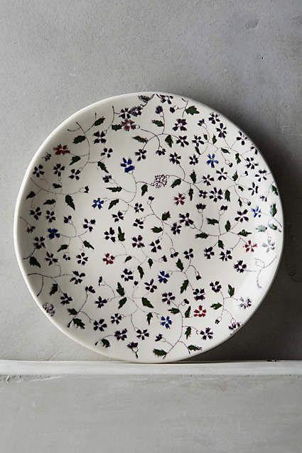 Windswell Dessert Plate - anthropologie.com