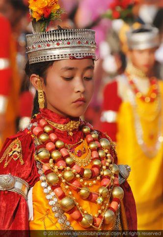 Shad Suk Mynsiem Dance- TRIBAL INDIA – MEGHALAYA by Vishal Sabharwal