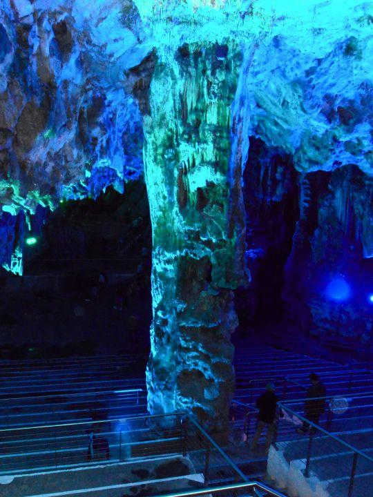 St Michael's Cave ~ Gibraltar, Spain
