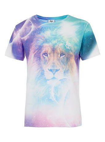 "HYPE ""Cosmic Lion"" T-Shirt"