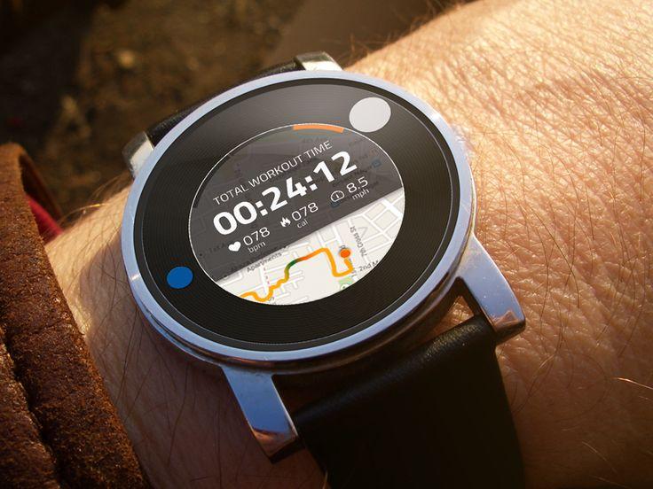 Android Wear - Smart Tracker 360 by ZAM