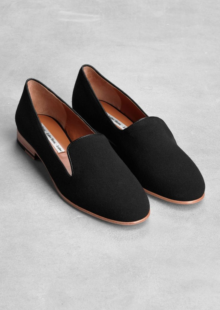 Asymmetric slippers by & Other Stories