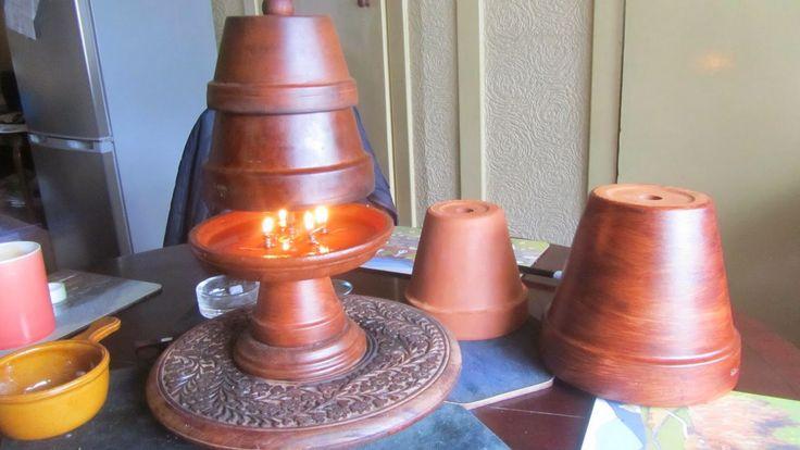 terracotta pot heater instructions