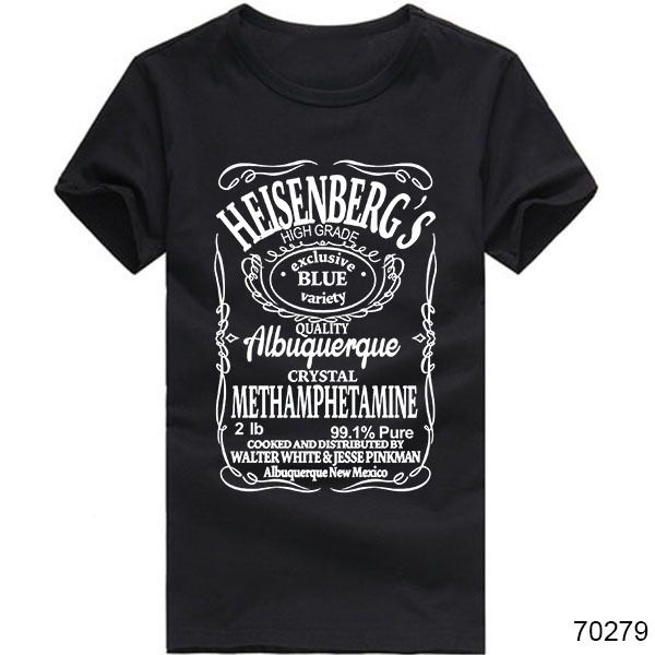 Free Shipping Breaking Bad Men T Shirts Beatles T Shirt Cotton Sons Of Anarchy tshirt O Neck Star Wars Man Tops Golds Gym Shirt-in T-Shirts from Men's Clothing & Accessories on Aliexpress.com | Alibaba Group