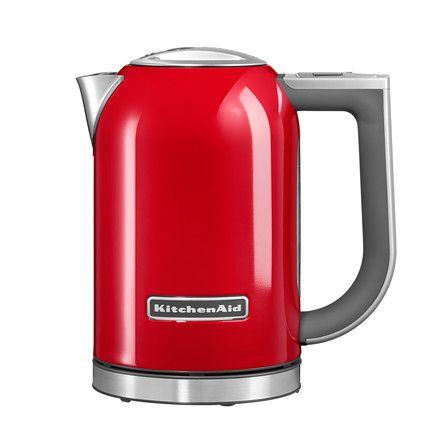 Kitchen Aid KitchenAid - Wasserkocher 1,7 l (5KEK1722), empire rot Rot T:15 H:25 B:21
