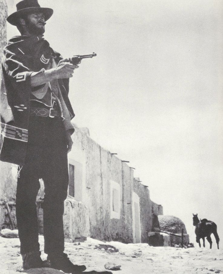 Clint Eastwood ... The Good, the Bad and the Ugly????