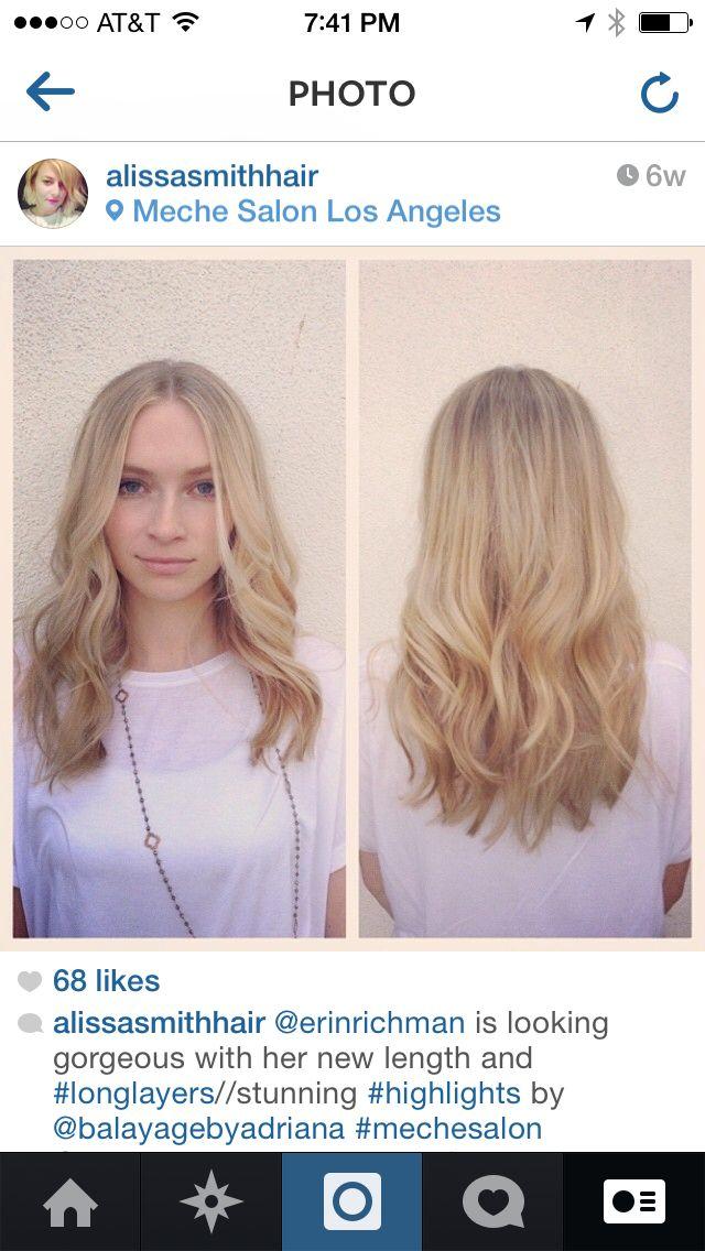 Length | Medium length hairstyles | Pinterest