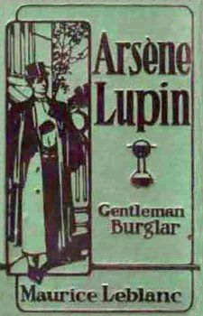 Arsène Lupin, Gentleman Burglar - Wikipedia