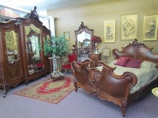 French Bedroom Set ~ Morrisantiques.com. Victorian FurnitureAntique ...