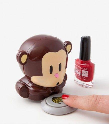 Achetez sèche ongles Monkey sur lavantgardiste.com