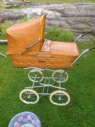 Fin Grepa barnevogn. 1970 modell. Selges 200!!!