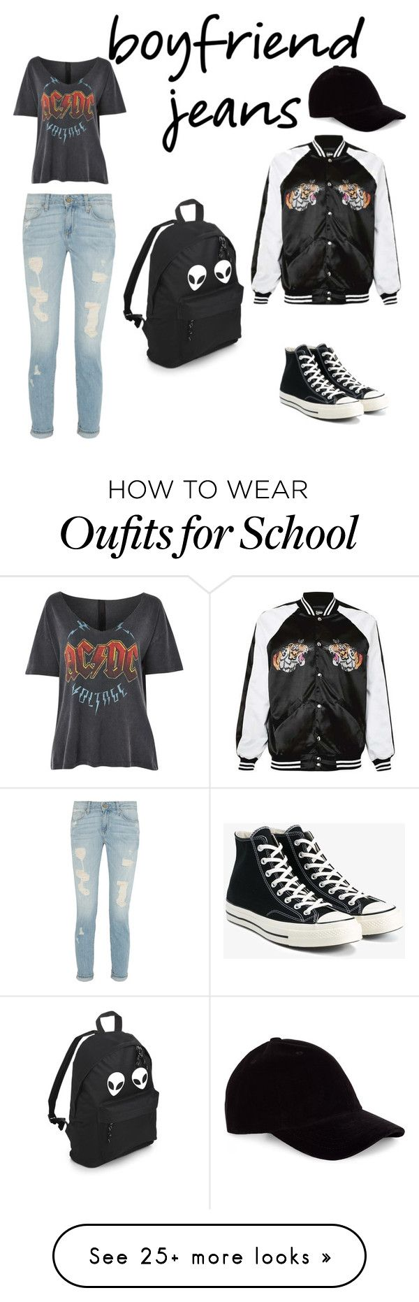 """BAEutiful"" by erinbmcgraw on Polyvore featuring Topshop, Converse and Le Amonie"