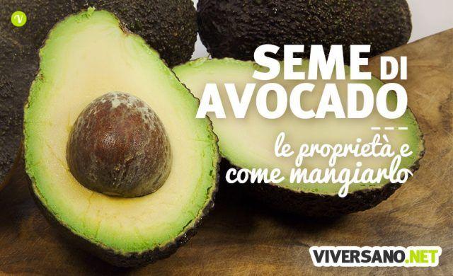 Seme di avocado: scopri le proprietà e come mangiarlo