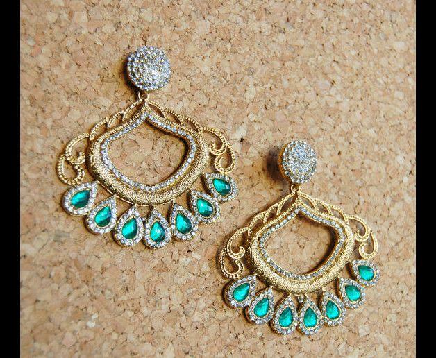 186 best Chandelier Earrings images on Pinterest   Chandelier ...