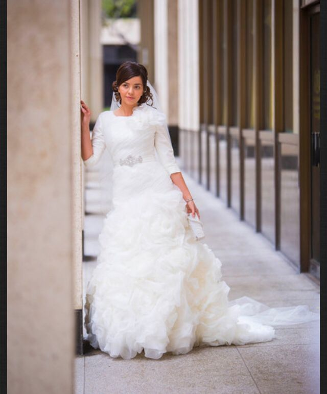 Apostolic Wedding Dress