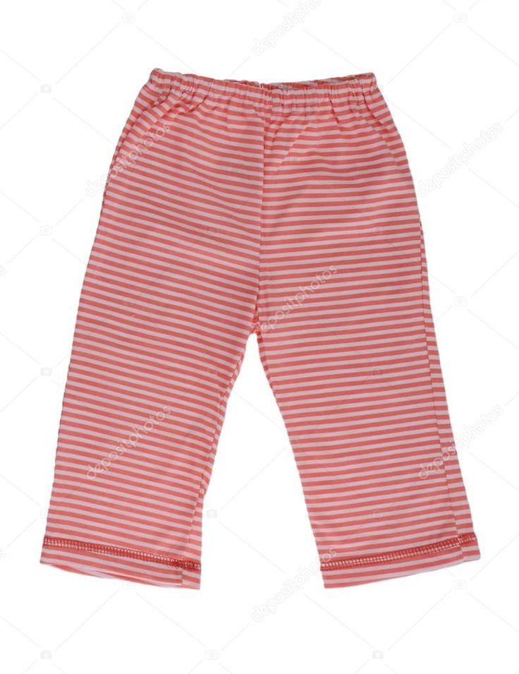 Скачать - Полосатые Брюки детские — стоковое изображение #21670363