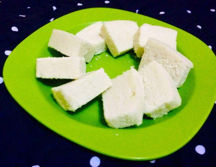 Kuih M@reth@: Cake Tepung Beras (Gluten Free)