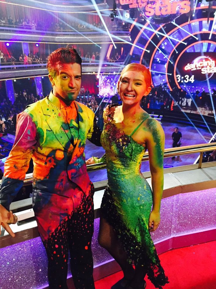 Mark Ballas and Willow Shields #dwts S20