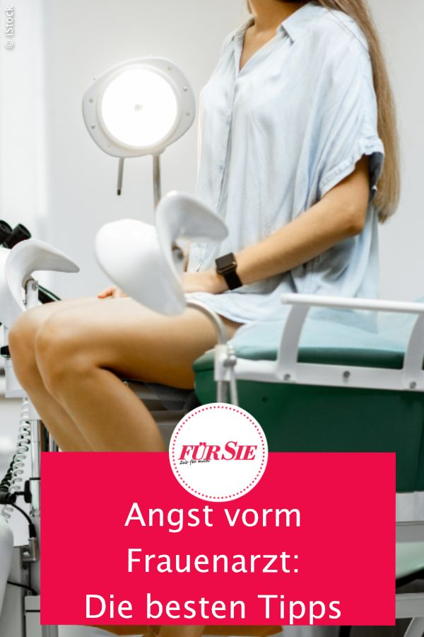 Angst vorm Frauenarzt: Die besten Tipps | Frauenarzt