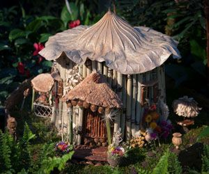 Fairy Houses for the Garden | Event Details - Events & Exhibits - Lewis Ginter Botanical Garden