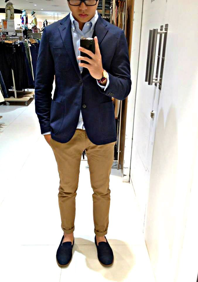 vans slip on with suit
