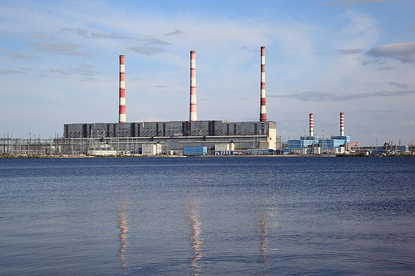 Surgut-2 gas-fired power plant in Russia is the world's third biggest thermal power facility. Look for more photos @ http://www.power-technology.com/features/feature-giga-projects-the-worlds-biggest-thermal-power-plants/