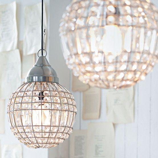 Industrial Chandelier: Decor, Crystals, Hanging Lights, Idea, Lights Fixtures, Kitchens Pendants, House, Pendants Lights, Hanging Lamps