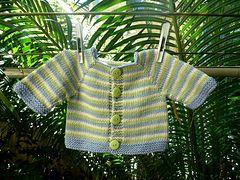 Ravelry: sofiecat's Little stripey cardigan