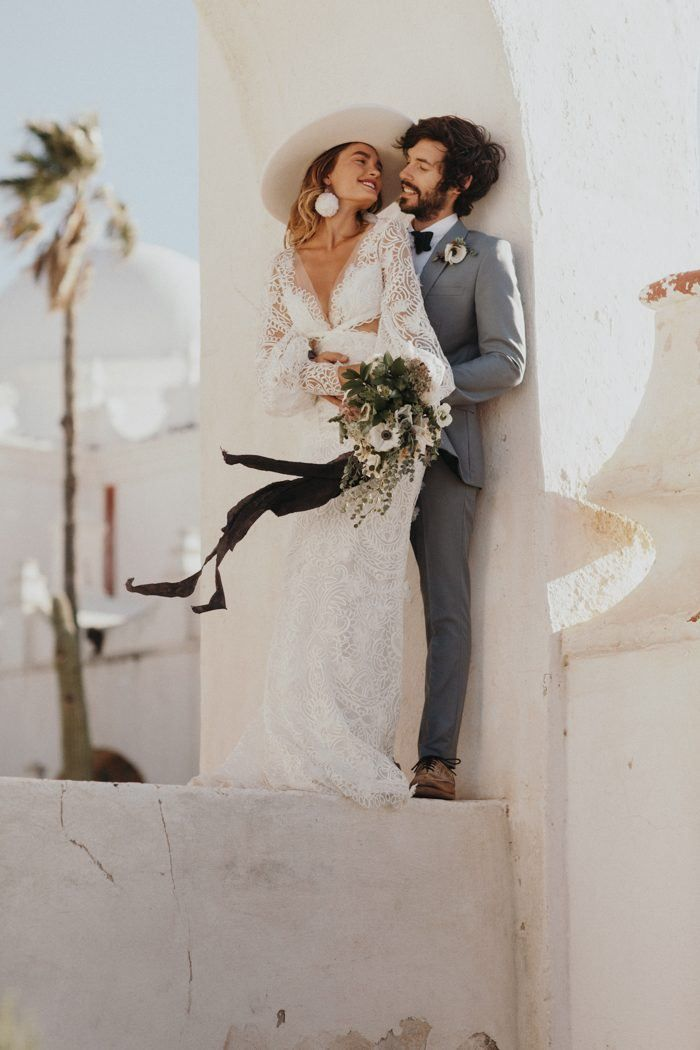 This Wedding Inspiration at San Xavier del Bac is The Epitome of  Southwestern Chic  3d3759cac15