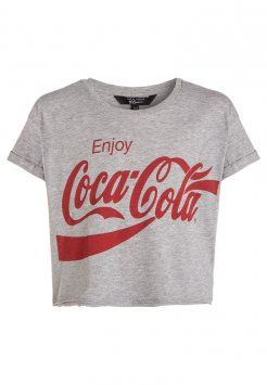 New Look 915 Generation - T-shirts print - grey