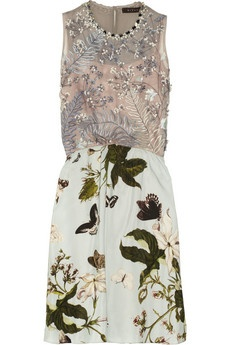 Net-A-Porter's latest brand edition, Biyan, is awash with vintage florals, delicate lace and ornate beading. Basically SS13 in a nutshell... Maxine Eggenberger, Fashion Assistant.