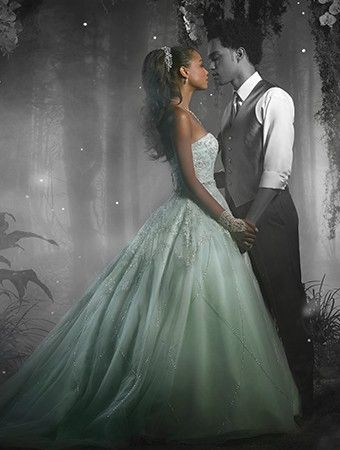 Tiana - Trouw nu als Disney-bruid - Nieuws - Fashion