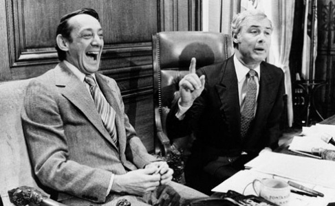Harvey Milk (1930–78) (41 of 51)    Milk was elected to San Francisco's Board of Supervisors in 1977, making him the first openly gay elected official in California and the most visible gay politician in the country.